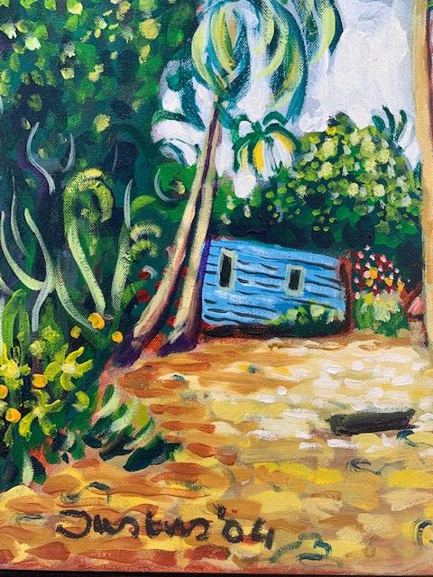 Indianendorp I, Calibi Suriname