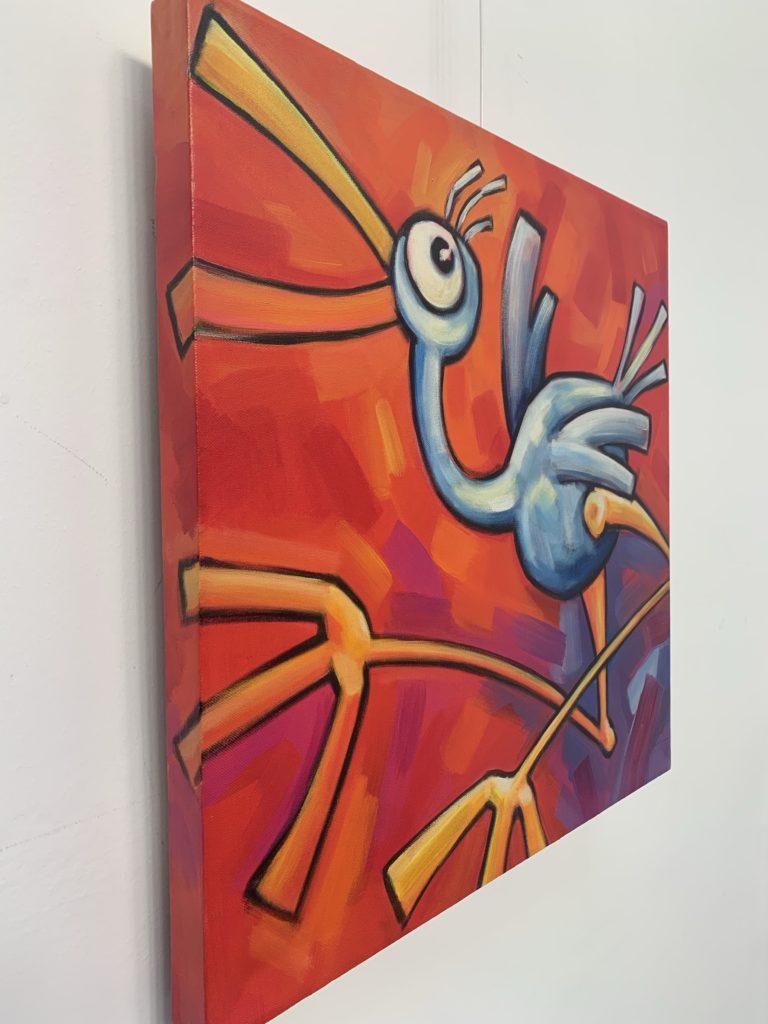Blije vogel II