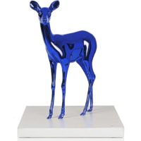 Shine bright like a blue bambi