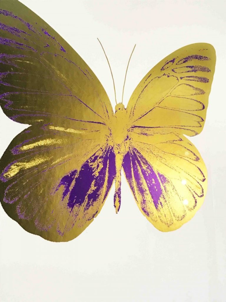 The Souls I, Oriental Gold-Imperial Purple