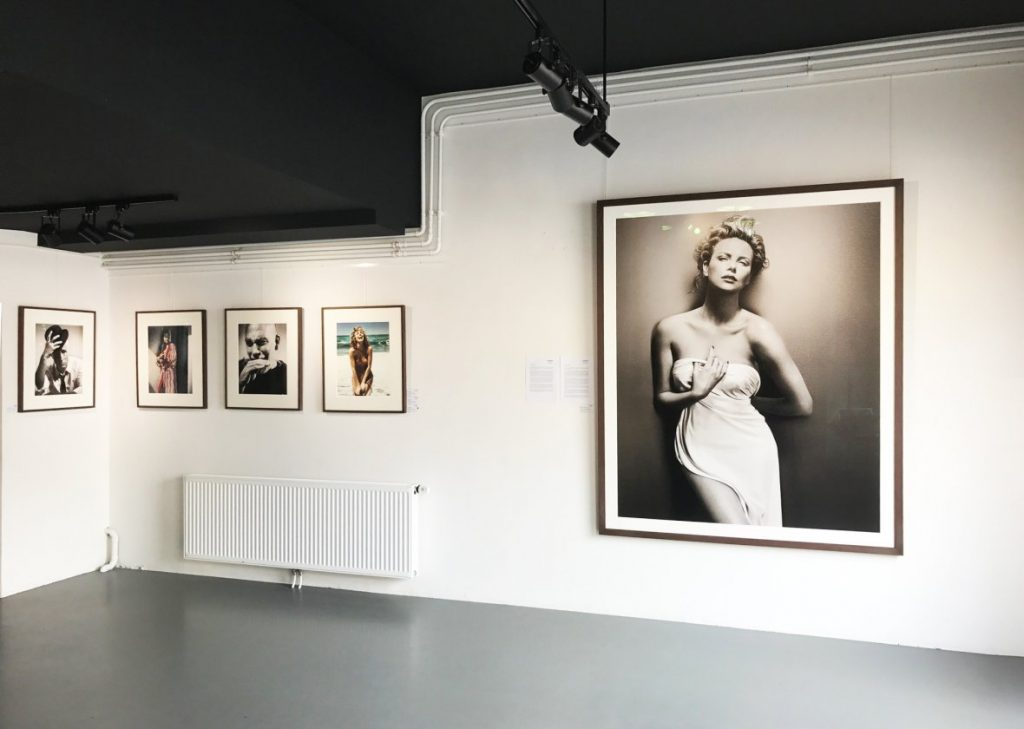 Expositie 'Personal', Vincent Peters