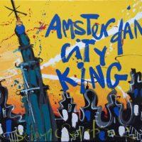 Amsterdam city king