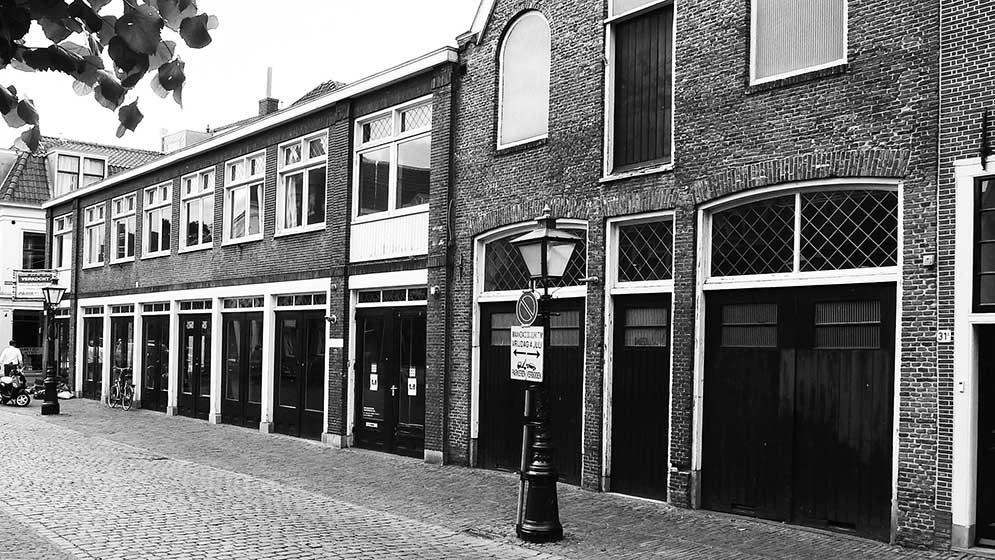 Kunsthuis Leiden