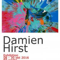 Expositie Damien Hirst