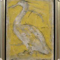 Oiseau jaune II