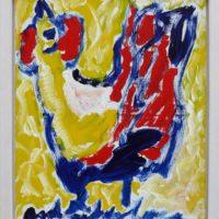Bonte kip III, 1994