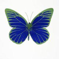 The Souls I, Westminster Blue-Blind Impression-Leaf Green