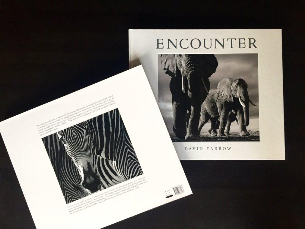 Boek 'The Encounter', David Yarrow