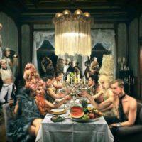 Dinner extravaganze