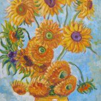 Hommage Van Gogh