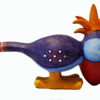 Hypnobird Purple