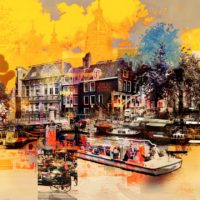 Travel the Amsterdam Canals
