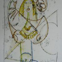 Femme splendeur III