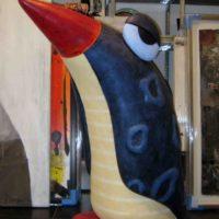 Pinguin XL Blue