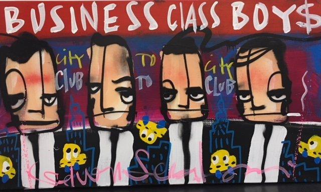 Businessclass Boys