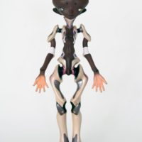 Inochi doll: Bob (vooraanzicht ontkleed)