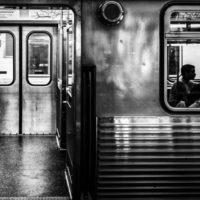Subway silence