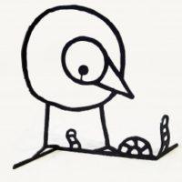 Bird and worm