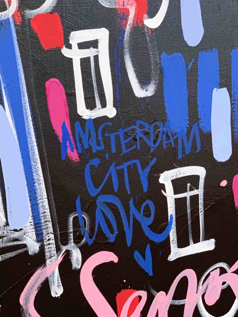Amsterdam City love, II