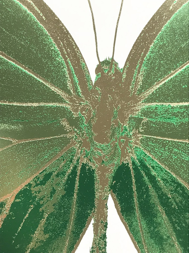 The Souls I, Leaf Green – Emerald Green – Cool Gold