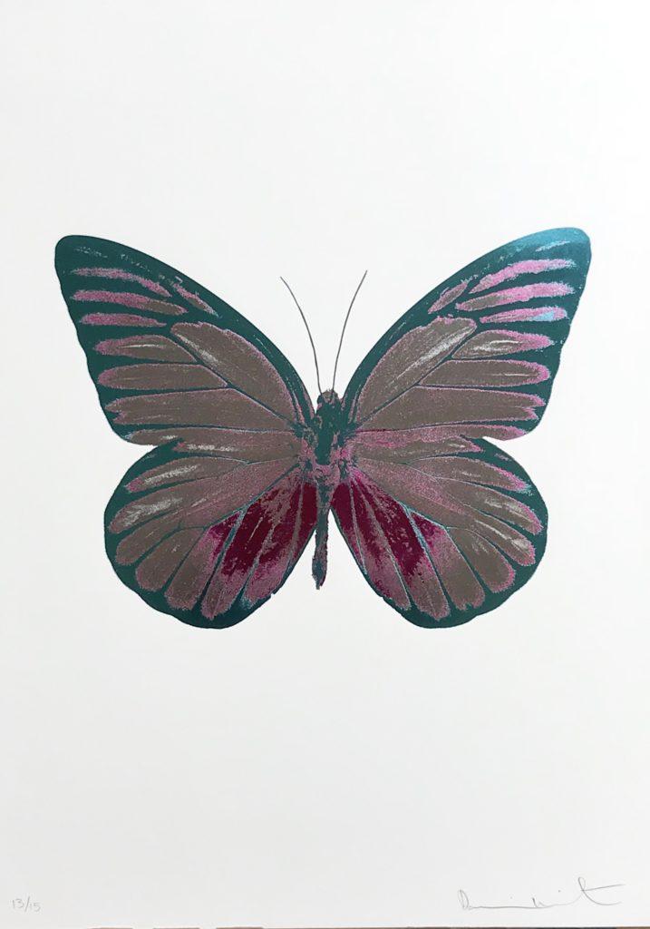 The Souls I, Silvergloss – Fuchsia Pink – Topaz
