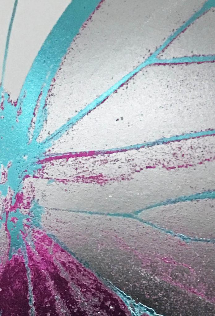 The Souls I, Fuchsia Pink – Silvergloss – Topaz
