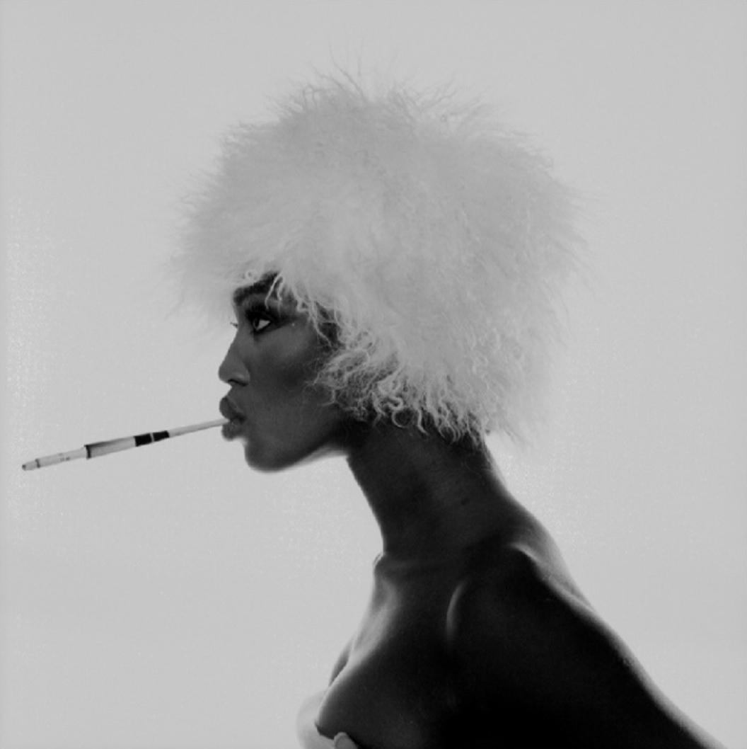 Naomi Campbell, Vogue Italia III, 1994