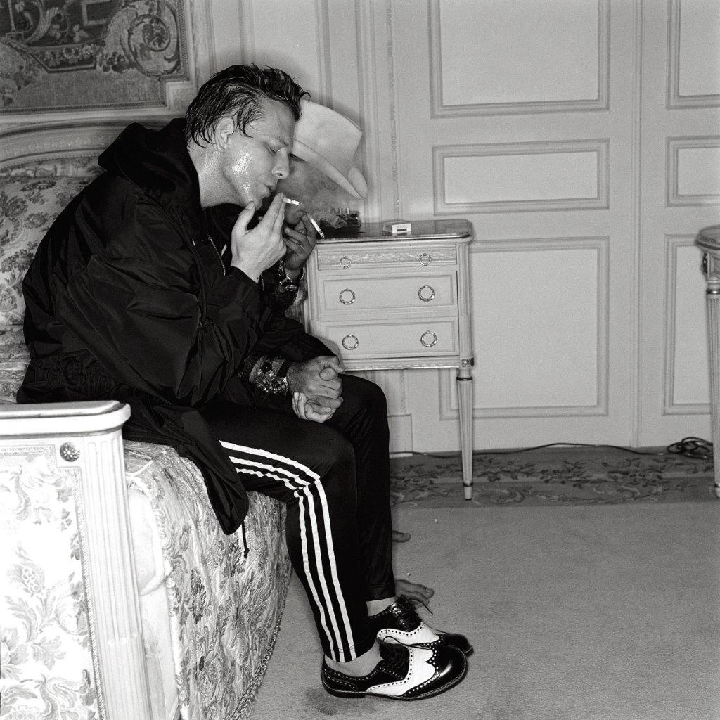 Mickey Rourke, LÚomo, 1994