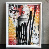 Spraycan series RAW tag