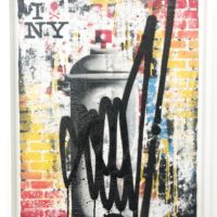 Spraycan series RAW tag
