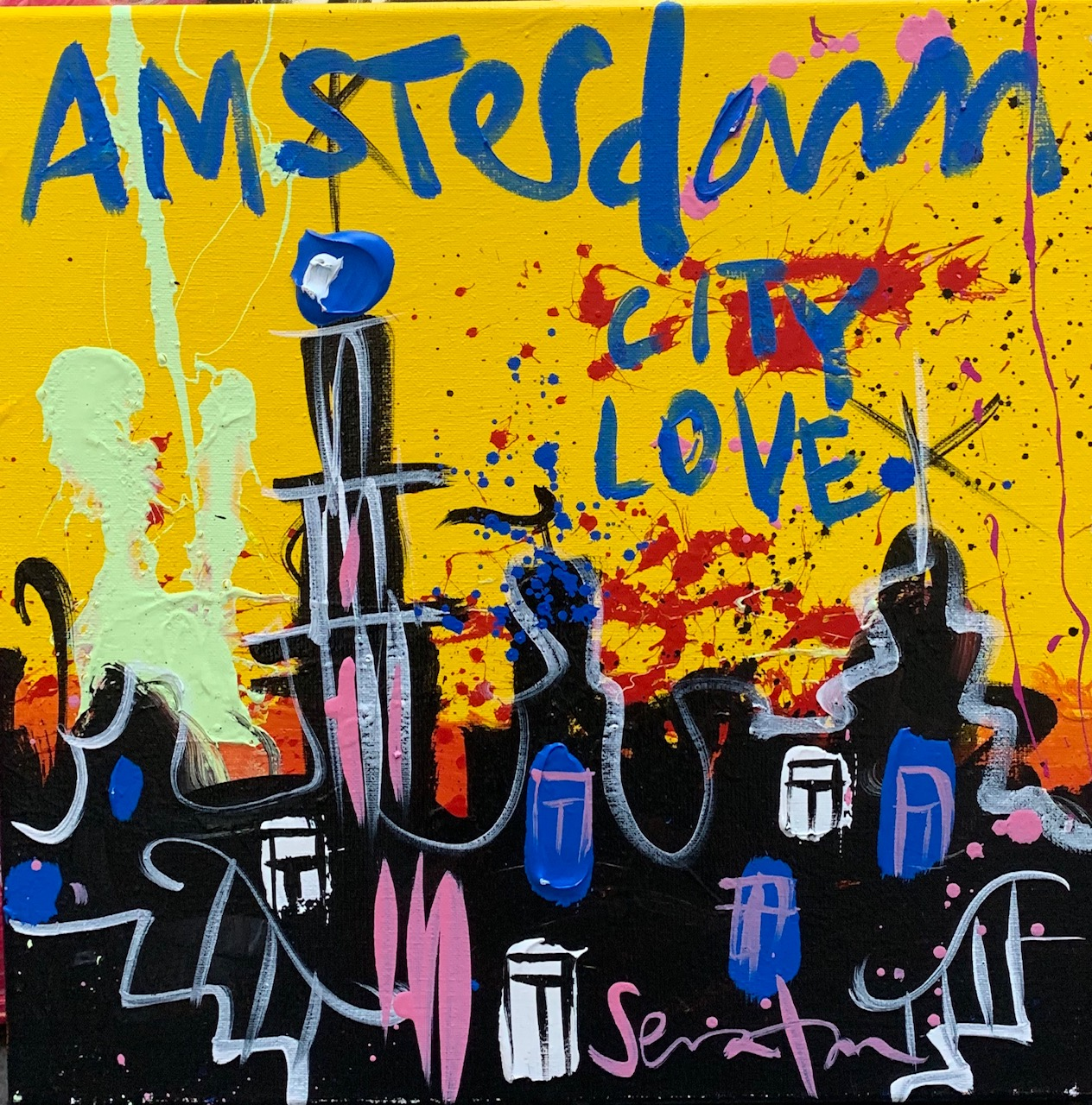 Amsterdam City Love I
