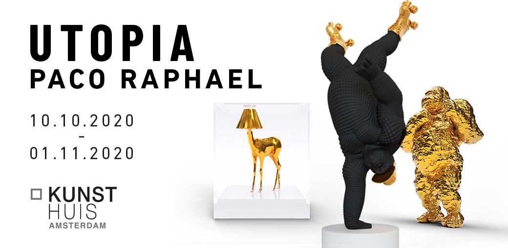 UTOPIA – Paco Raphael