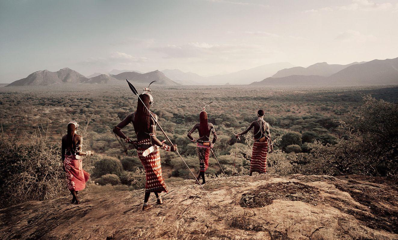 Nyerere, Loingu, Lewangum, Lepokodu – Kaisut Desert – Kenya