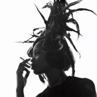 Naomi Campbell 1993, Vogue Italia