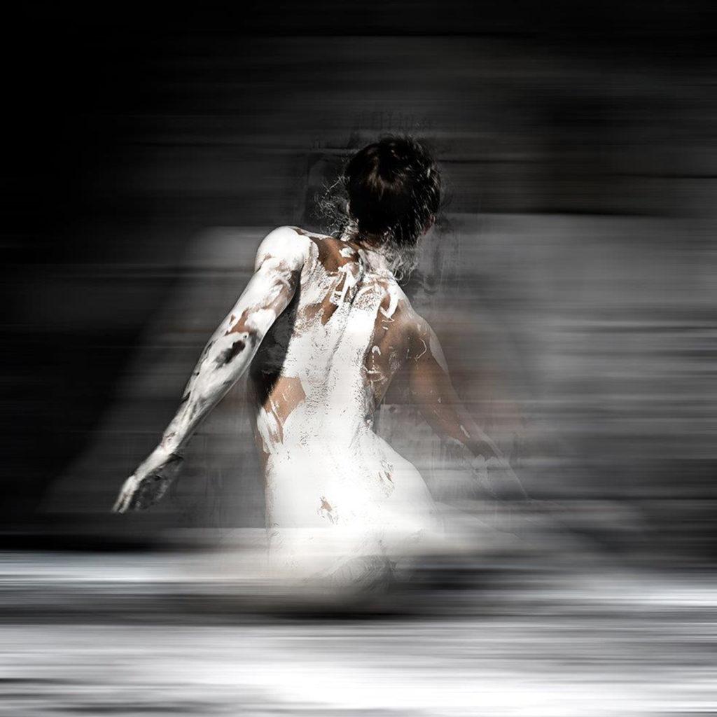 Dancing with paint III