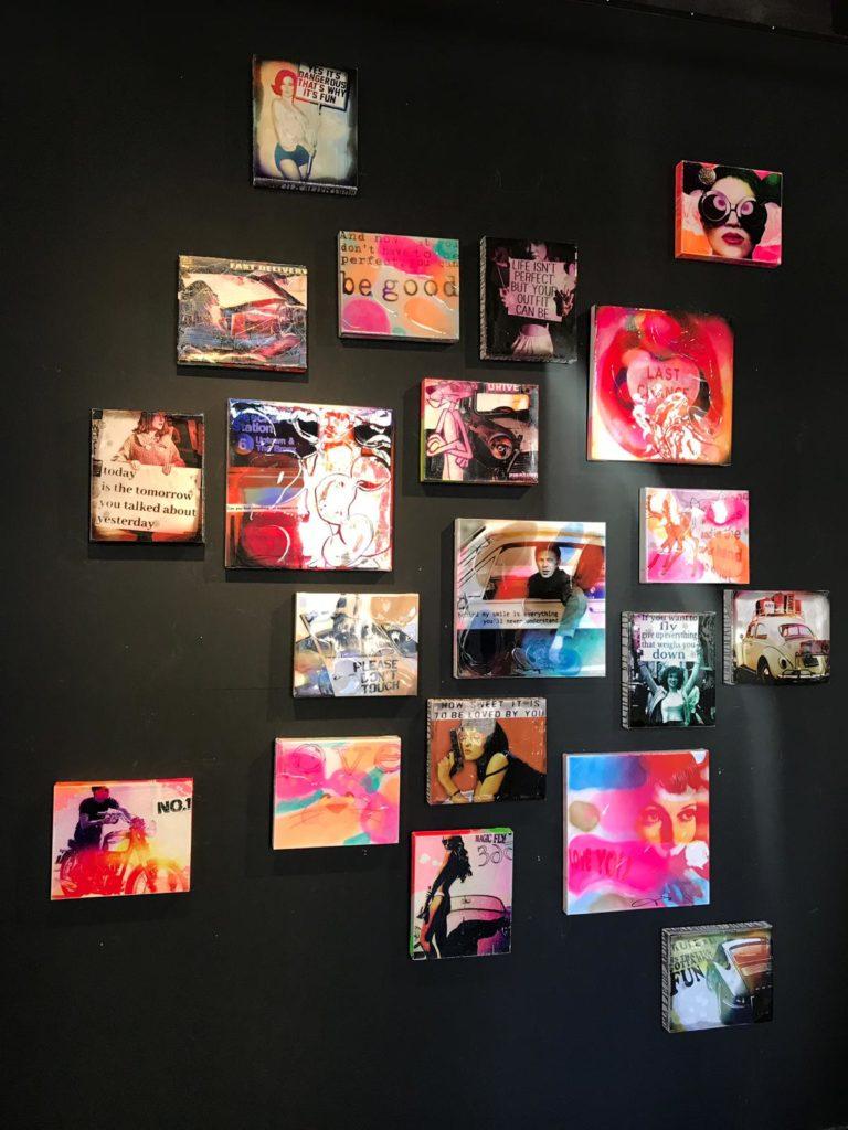 Gallerywall Jorg Doring