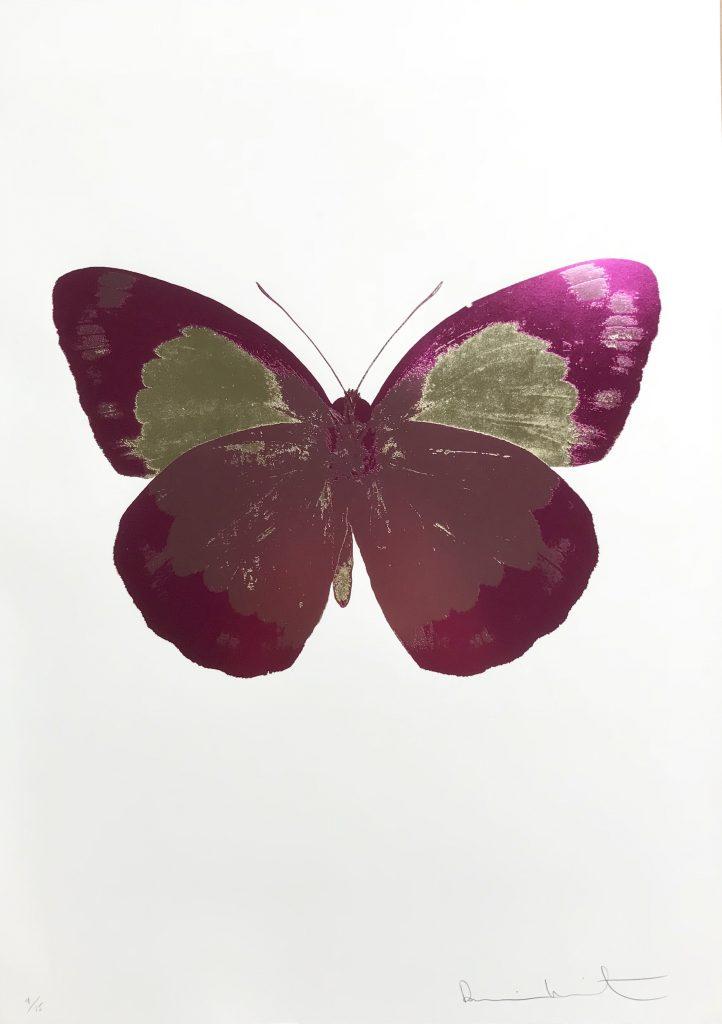 The Souls II – Loganberry Pink – Fuchsia Pink – Cool Gold OC7877