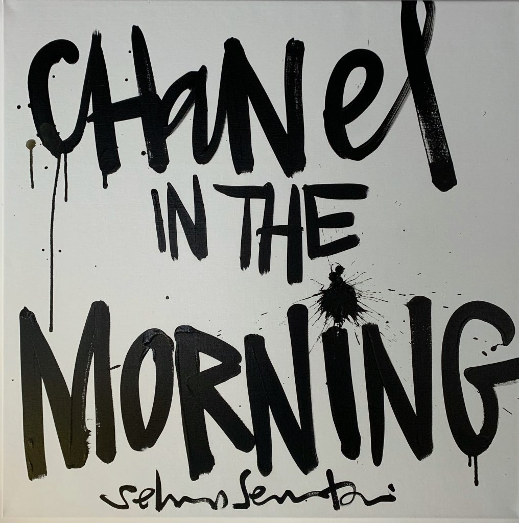 Chanel in the Morning