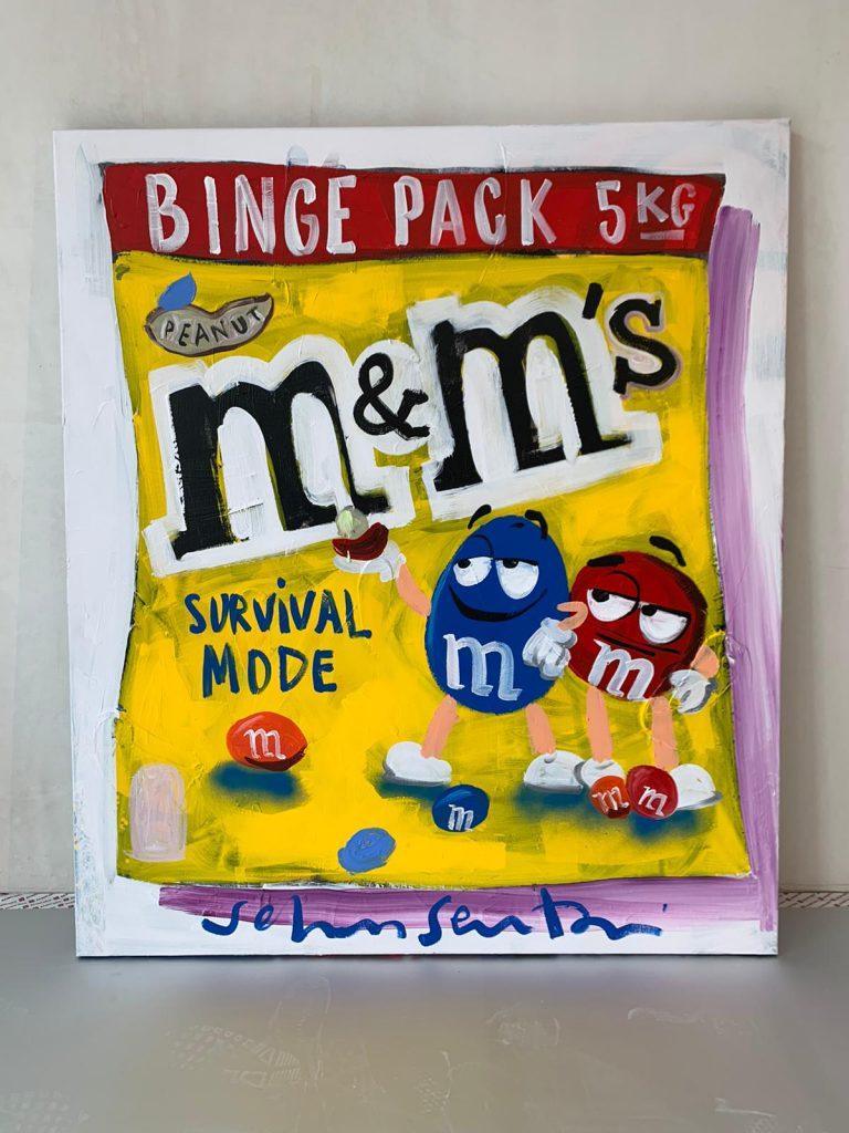 MenM Survival Mode