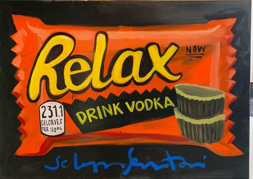 Relax Drink Wodka