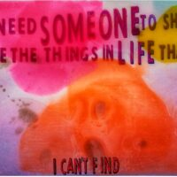 Need Someone (crazy little things)