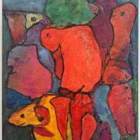 Untitled I, 2002.