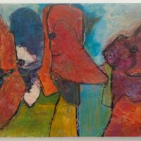 Untitled II, 2002.
