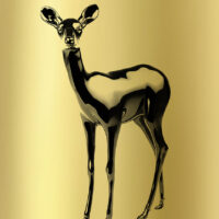 The Revival of the Bambi (Gold – glitter)