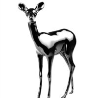 The Revival of the Bambi (Silver – glitter)
