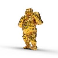 Kong – Gold