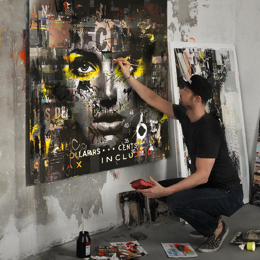 Exhibition Paco Raphael