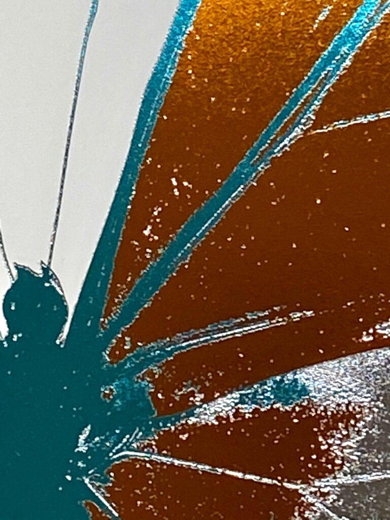 The Souls III Prairie Copper – Silver Gloss – Topaz OC7915