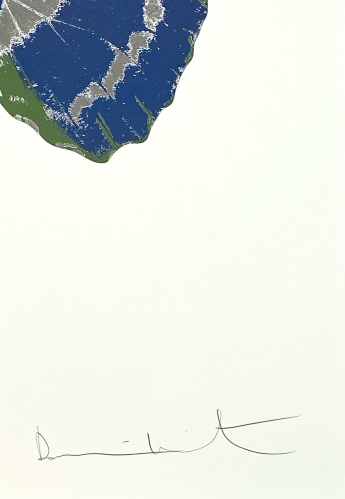 The Souls III Frost Blue – Silver Gloss – Leaf Green OC7925