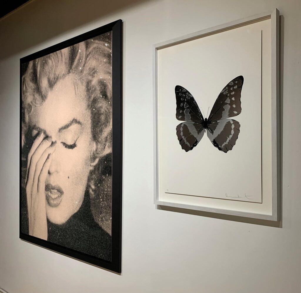 Marilyn Crying